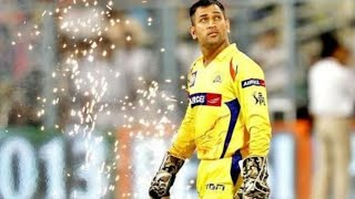 Ms dhoni in ipl Final