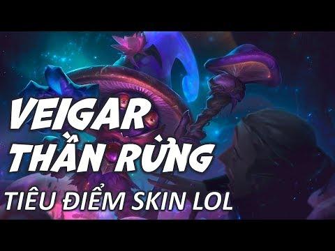 Veigar Thần Rừng (ElderWood Veigar) - Skin Review - Liên Minh Huyền Thoại