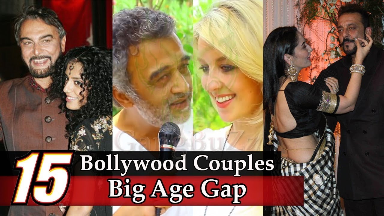 30 Celebrity Couples With Huge Age Gaps Between Them