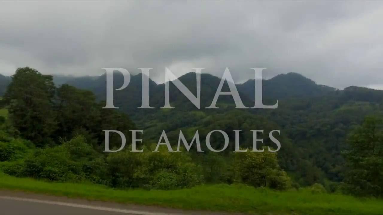 Impresionante Cascada El Chuveje, Pinal de Amoles, Qro. - YouTube