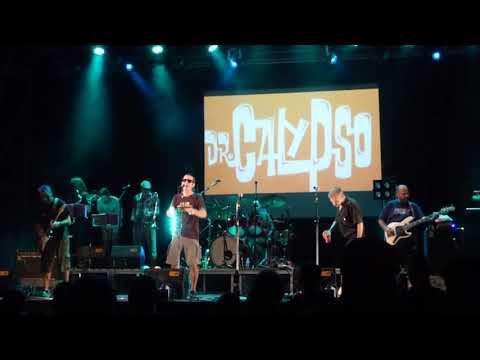 Dr. Calypso at Festa Major de Mollet (2018-08-21)