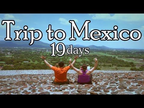 MEXICO TRIP 19 days.  Mexico City, Puebla, Cholula, Cuernavaca, Tepoztlan, Riviera Maya....