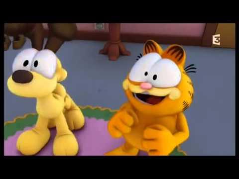 Garfield et cie saison 1 episode 06 felin pour l autre youtube - Garfield et cie youtube ...