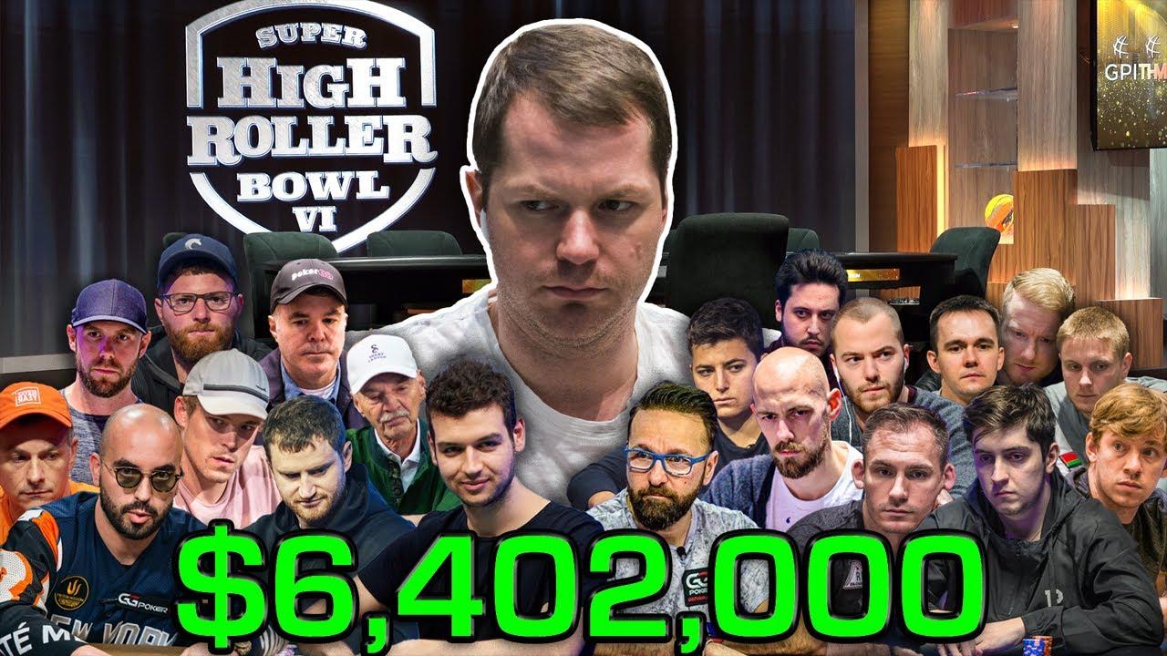 Download $300,000 BUY-IN Super High Roller Bowl Vlog - The BIGGEST Tournament I've EVER PLAYED