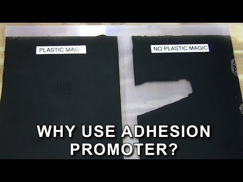 Adhesion Promoter - Why it is important