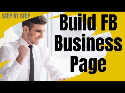 How to create a Facebook Page for Business Tutorial thumbnail