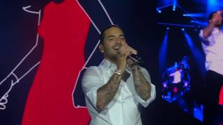 Maluma - Mala Mía (Live in Brussels, FAME Tour - Palais 12) HD