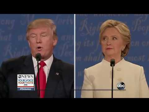 Trump on Election Rigging | Third Presidential Debate Highlights