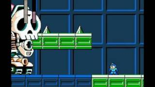 Mega Man Scramble!!
