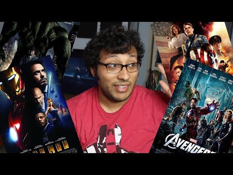 A Late Talk About Marvel: MCU Phase 1
