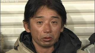 生還の片山右京氏が会見ノーカット 富士山で遭難(09/12/18)