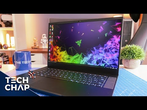 Razer Blade 15 Advanced (2019) Review - The Macbook Pro of Gaming Laptops! | The Tech Chap