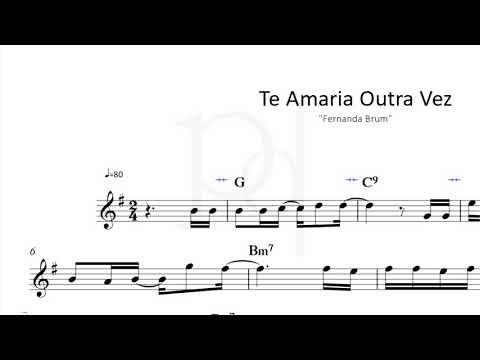 VEZ BRUM FERNANDA TE AMARIA BAIXAR MP3 OUTRA