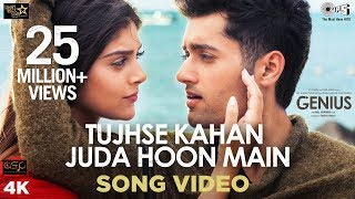 Tujhse Kahan Juda Hoon Main Song Video - Genius | Utkarsh, Ishita | Himesh,  Neeti, Vineet