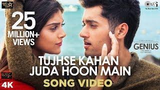 Download Tujhse Kahan Juda Hoon Main Song Video - Genius | Utkarsh, Ishita | Himesh,  Neeti, Vineet