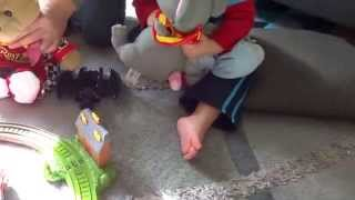 Playtime with Thomas & Friends Toopy Binoo Disney Build-a-Bear Lightning McQueen Mickey Mouse