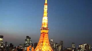Tokyo Tower |Pictures Of Most Beautiful & One Of The World Best Location To Visit