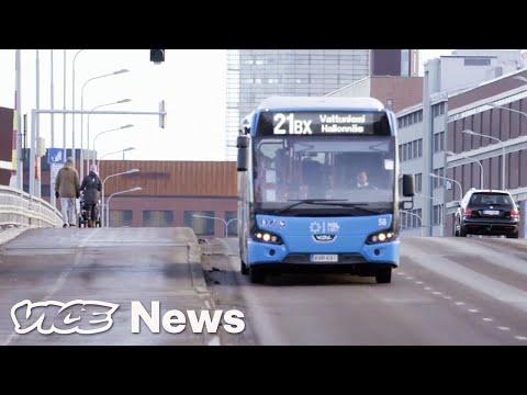 Why Helsinki is Tearing Up Its Freeways