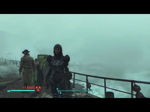 Fallout 4 Far Harbor Map Reveal