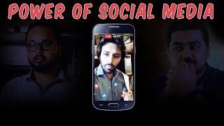 Misuse Of Social Media | The Idiotz | Funny Sketch