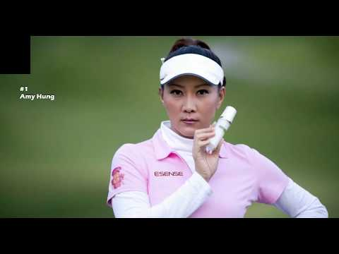 The 10 Hottest Asian Golfers
