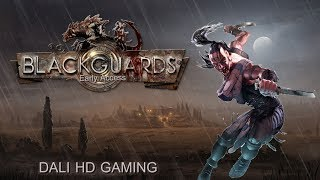Blackguards PC Gameplay FullHD 1440p