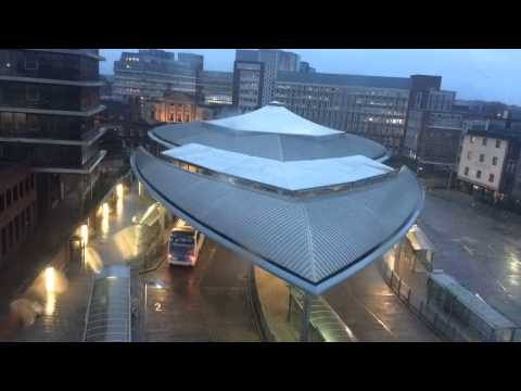 Norwich Bus Station Time Lapse