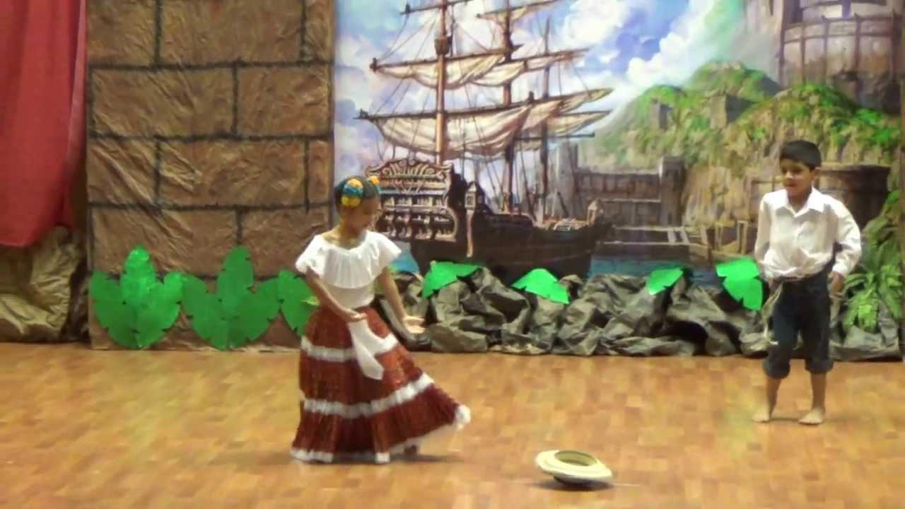 Bullerengue baile tipico panam 225 youtube
