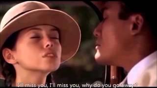 Josh Groban feat. Joshua Bell - Mi Mancherai -English lyrics ( Traducere română )