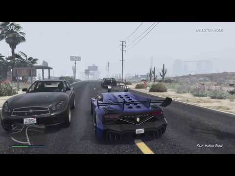 GTA 5 - How to make it snow and how to spawn vehicles in director mode in GTA 5