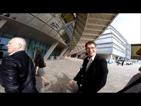 1. diena Abu Dhabi - World Future Energy Summit / Masdar City