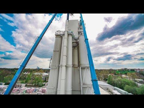 Industry Time Lapse | Construction Site Documentation | panTerra.tv