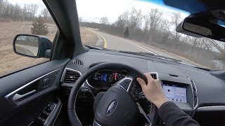 2019 Ford Edge ST - POV Test Drive (Binaural Audio)