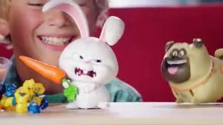 Игрушки «Тайная жизнь домашних животных» со звуковыми эффектами