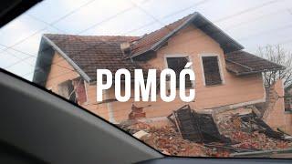 PETRINJA, MAJSKE POLJANE, ROVIŠKA... stanje nakon potresa