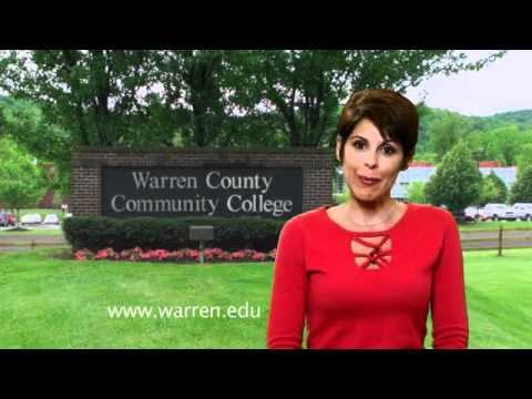 Freddie Ganno commercial for Warren County Community College