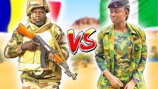 НИГЕРИЯ vs ЧАД ⭐ Кто сильнее? Сравнение армий