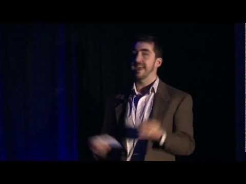 Feminism as citizenship: a man's perspective: Josh Smee at TEDxFortTownshend