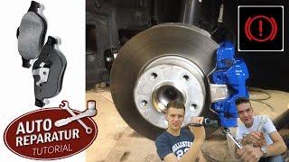 Bremsbeläge wechseln | Bremsen erneuern | ANLEITUNG | DIY Tutorial