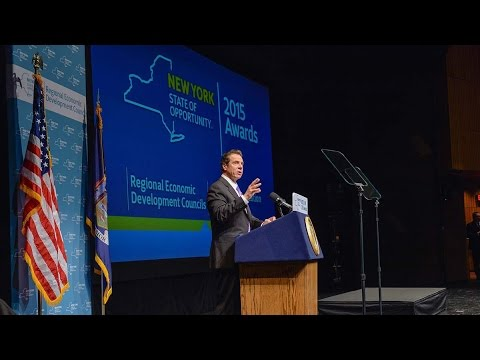 Governor Cuomo Announces More Than $2 Billion in Economic Development Funding