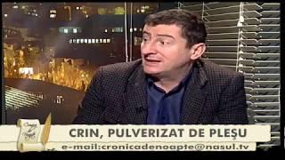 CRIN, PULVERIZAT DE PLESU