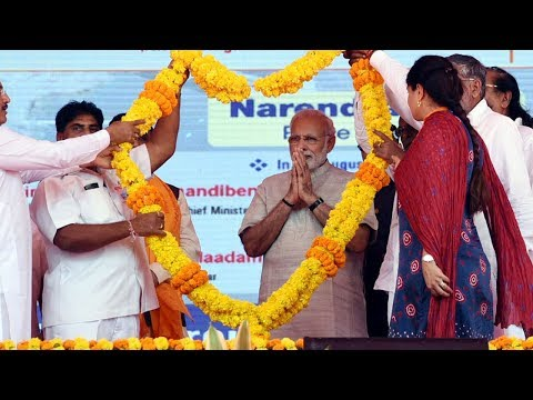 PM Modi Laying Foundation Stone of Greenfield Airport at Rajkot, Gujarat | वनइंडिया हिंदी