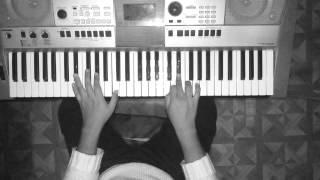como tocar olvidarte de felipe santos en piano - tutorial piano