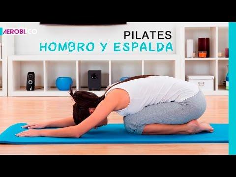 pilates online  ejercicios para escoliosis y corregir