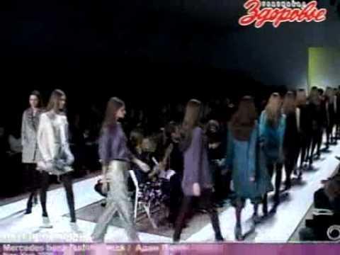 Adam Lippes fashion show, Адам Липпс -Неделя Моды