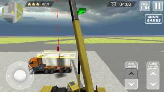 Cargo Ship Manual Crane 17 - Android Gameplay HD