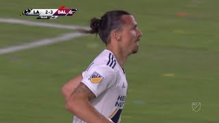 GOAL: Zlatan Ibrahimovic's 97th Minute Spinning Volley
