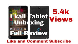 I kall N5 Unboxing and full review