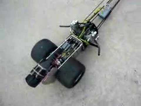 RC Front Engine Dragster