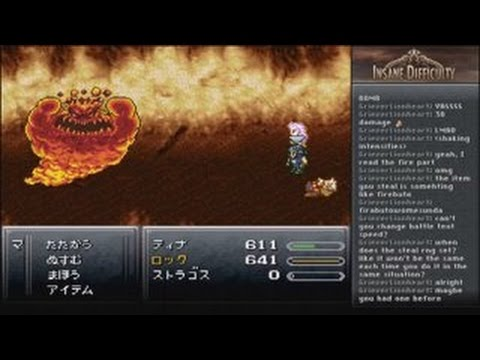 Final Fantasy VI: T-Edition+EX (Japanese Mod) (6) - God-like